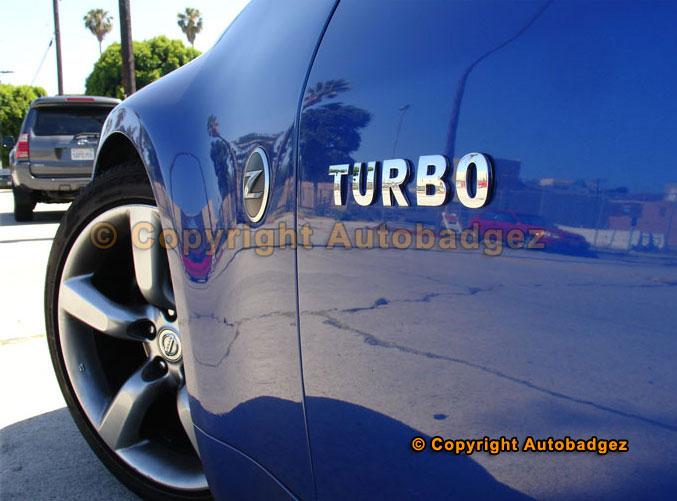 Autobadgez ::  Badges, Emblems, 3D Chrome Letter Kits, and